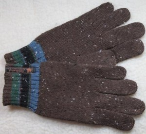 alpaca gloves