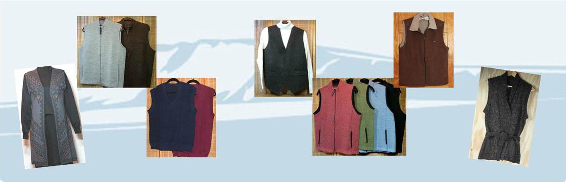 alpaca vests