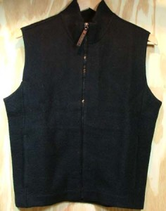 Black Bucksport Vest