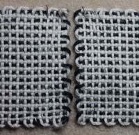 Lining Up Weavies