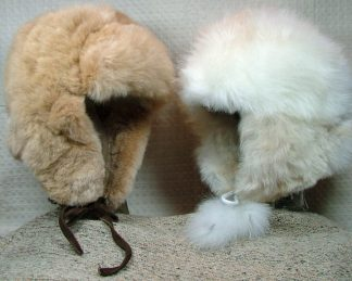 Earflap, Fur RCMP Hat